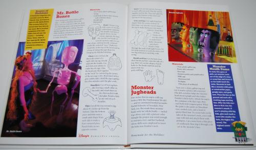 Disney's family fun crafts book 11