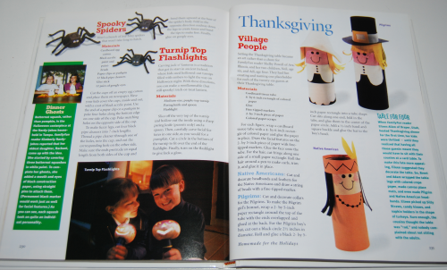 Disney's family fun crafts book 12