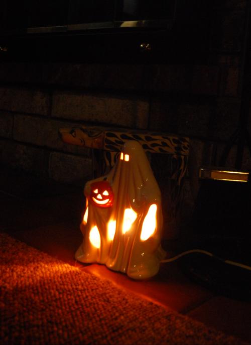 Ceramic ghost x