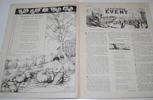Children's activities magazine october 1948 2