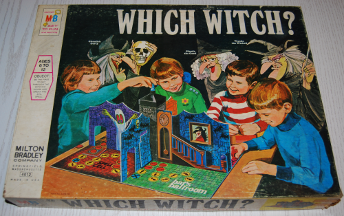 Which witch game 13