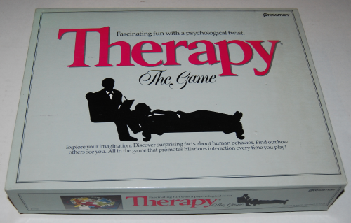 Therapy the board game