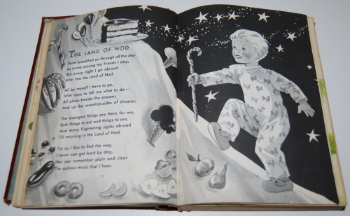 The children's treasury vintage books 5