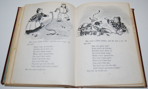 The children's treasury vintage books 15