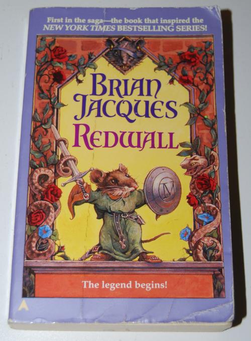 Brain jacques books redwall
