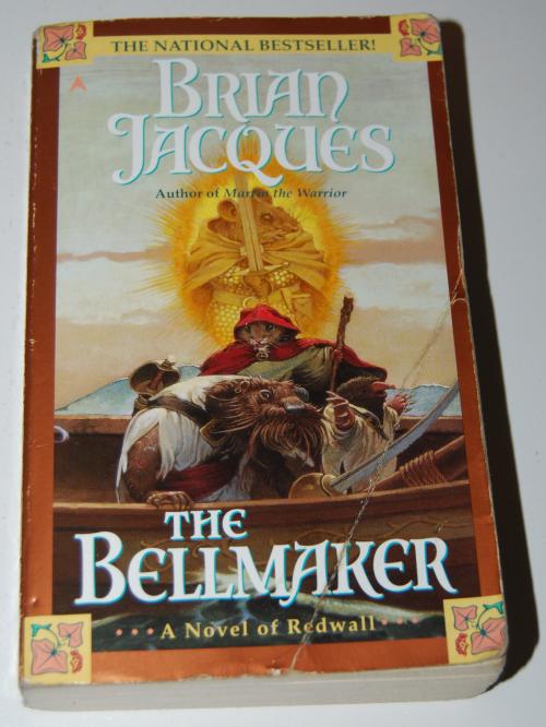 Brain jacques books 6