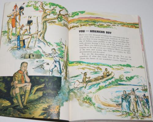 Vintage boy scout handbook 3