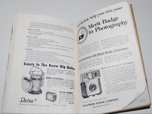 Vintage boy scout handbook 10