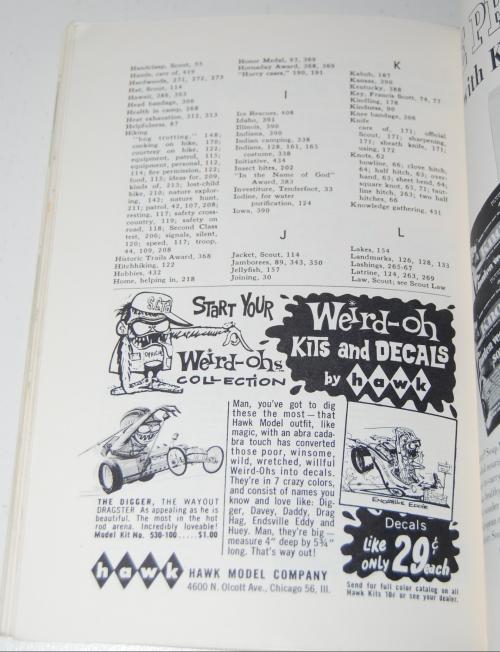 Vintage boy scout handbook 13