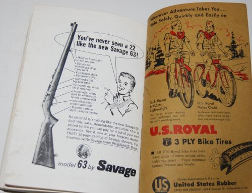Vintage boy scout handbook 14