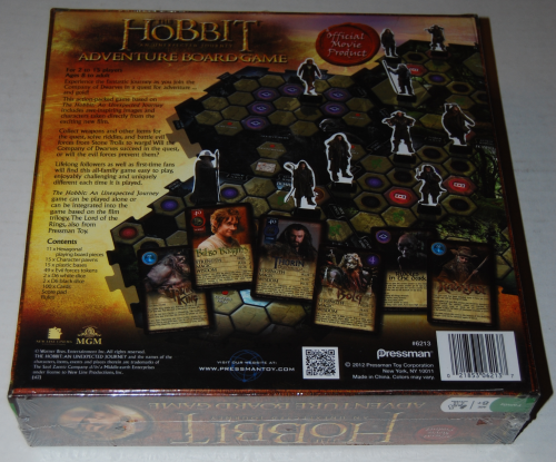 The hobbit board game x