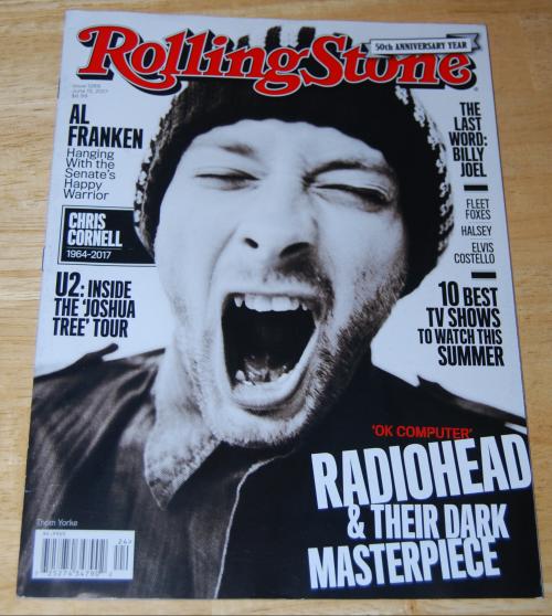 Radiohead rolling stone