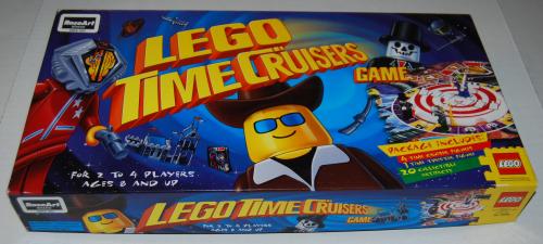Lego time cruisers board game