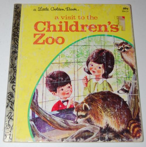 Little golden books animals 7
