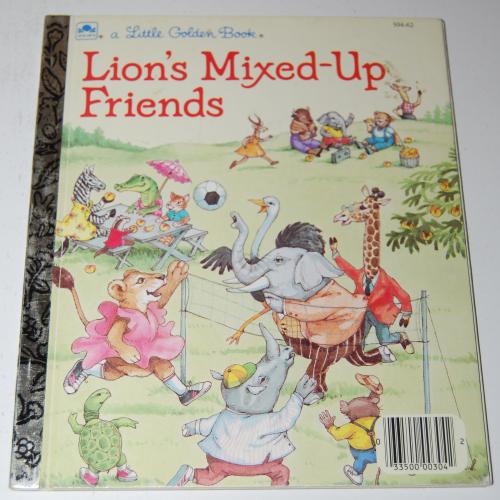 Little golden books animals 14