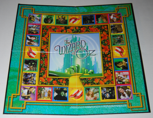 The wizard of oz trivia game tin 3