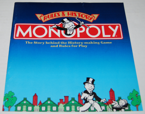 Monopoly commemorative edition board game 3
