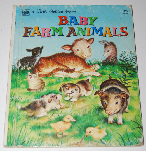 Lgb baby farm animals