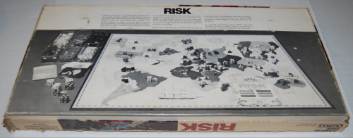 Risk board game x