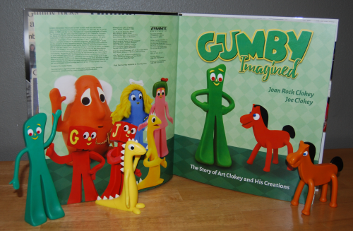 Gumby imagined book 2017 1