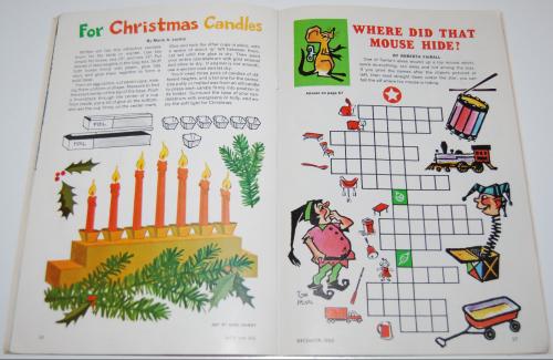Jack & jill december magazine1965 9