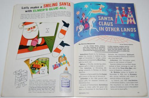 Jack & jill december magazine1965 12