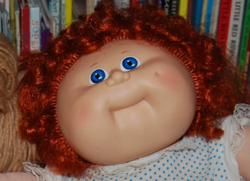 Cabbage patch dolls 4