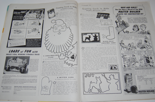 Children's activities magazine december 1948 5