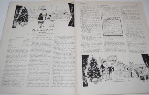 Children's activities magazine december 1948 10