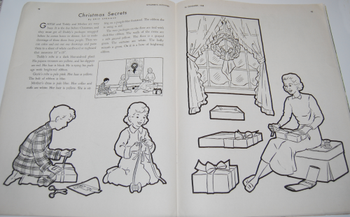 Children's activities magazine december 1948 14