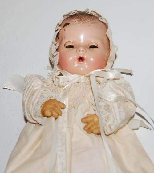 Vintage effanbee doll 4