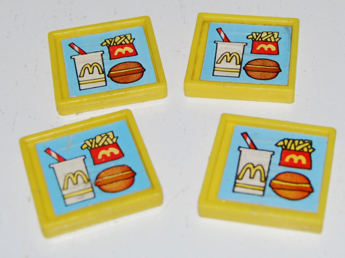 Playskool mcdonalds 9