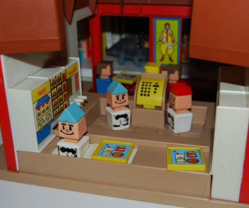 Playskool mcdonalds 6