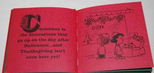 Peanuts gift books 1