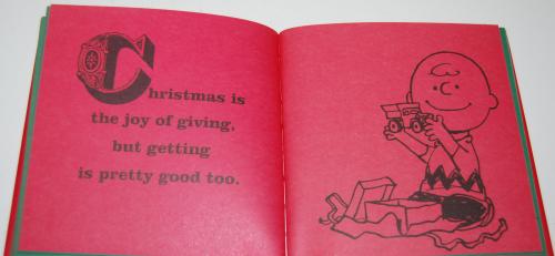 Peanuts gift books 6