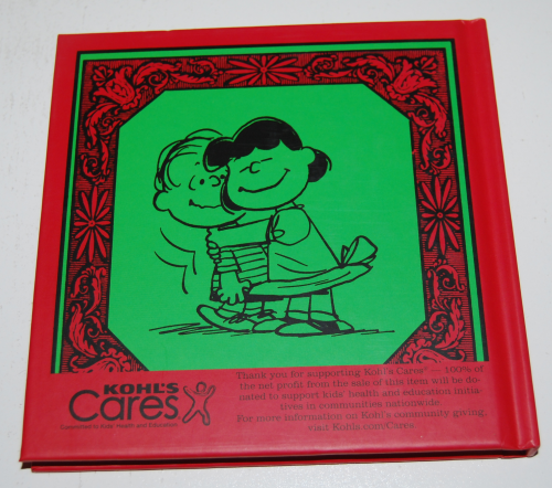 Peanuts gift books x