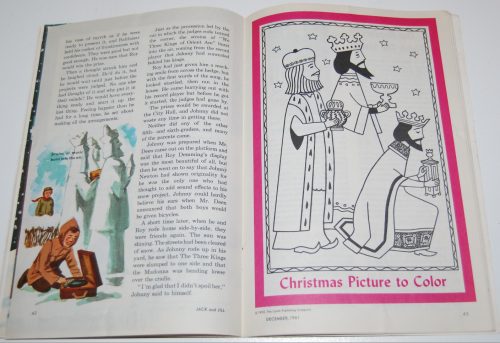 Jack & jill december magazine1961 13