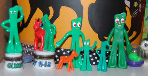 Mystery gumby 1