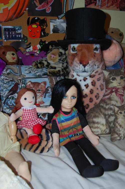 Misfit dolly for sue build a bear doll toyroom