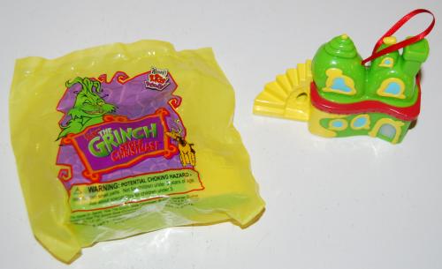 Grinch toys