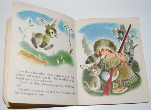 Little golden book the little trapper 2