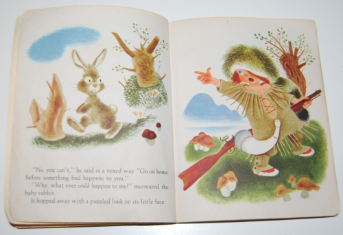 Little golden book the little trapper 3