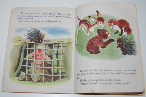 Little golden book the little trapper 10