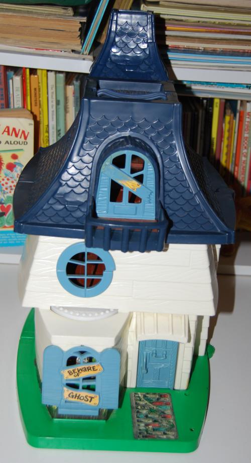 Hasbro weeble ghost house 1976 4