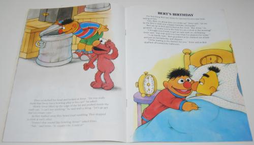 Sesame strret golden goodnight storybooks 5