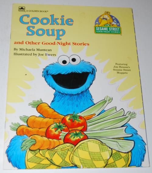 Sesame strret golden goodnight storybooks 7