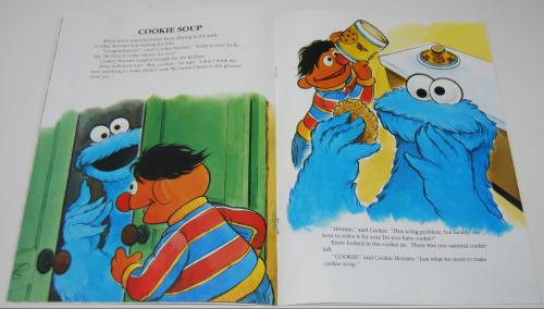 Sesame strret golden goodnight storybooks 9