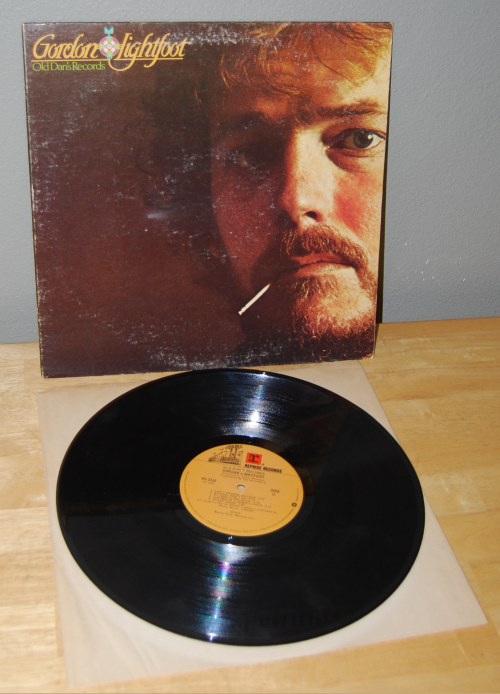 Gordon lightfoot vinyl 2