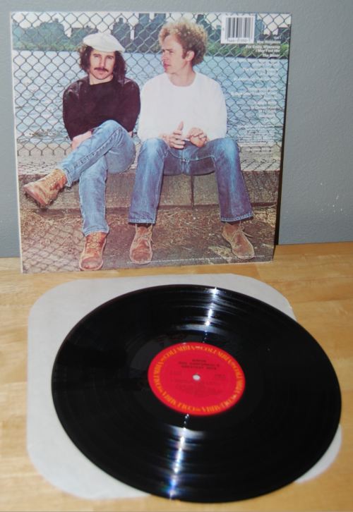 Simon & garfunkle vinyl x