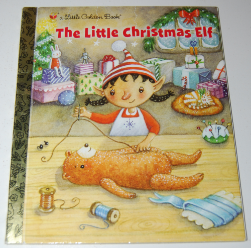 Little golden books winter 2